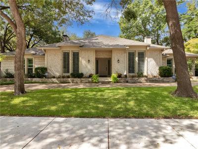 Single Family Home For Sale: 9107 Arbor Park Drive