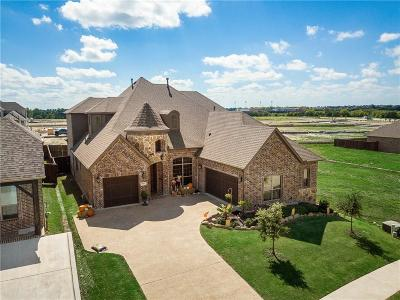 Rockwall Single Family Home For Sale: 941 Colby Bluff Drive
