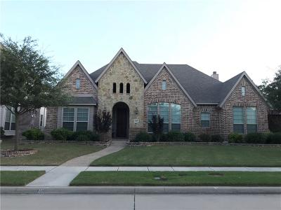 Allen Single Family Home For Sale: 1102 Burnet Drive