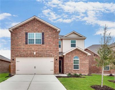 Anna Single Family Home For Sale: 156 Collin Street