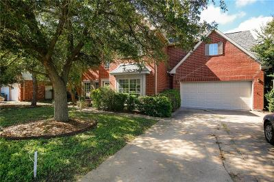 Mansfield Single Family Home For Sale: 2305 Grimsley Terrace