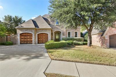 Frisco Single Family Home For Sale: 5546 Foard Drive