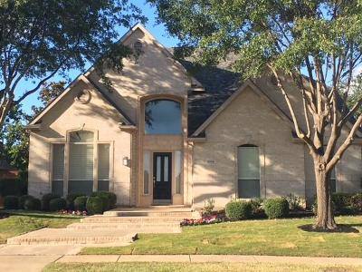 Carrollton Single Family Home For Sale: 1620 Thomas Lane