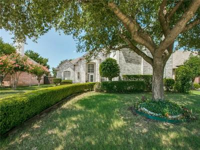 Flower Mound Single Family Home Active Option Contract: 1500 Sweetwater Lane