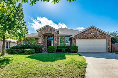Mesquite Single Family Home Active Option Contract: 3029 Monarch Court
