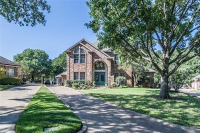 Arlington Single Family Home For Sale: 6714 Marthas Vineyard Drive