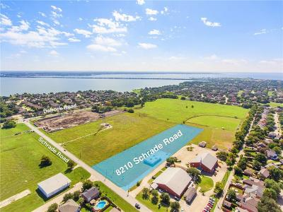 Rowlett Residential Lots & Land For Sale: 8210 Schrade Road