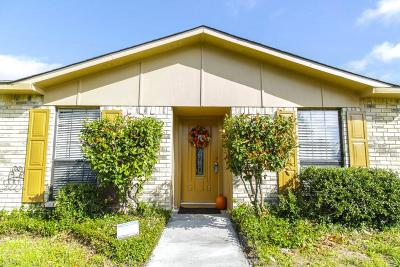 Mesquite Single Family Home For Sale: 201 Boxwood Drive