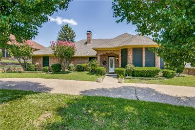 Garland Single Family Home Active Option Contract: 3002 Club Hill Drive