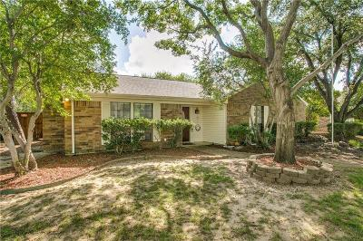 Coppell Single Family Home For Sale: 911 Mapleleaf Lane