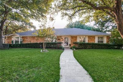 Irving Single Family Home For Sale: 1513 Green Oaks Drive