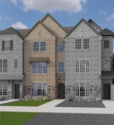 Collin County Townhouse For Sale: 8161 Snowmass Drive