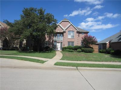 Coppell Single Family Home For Sale: 334 Drexel Drive