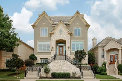 Irving Single Family Home Active Contingent: 3310 University Park