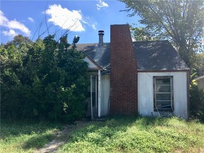Dallas Single Family Home For Sale: 3528 Virginia Boulevard