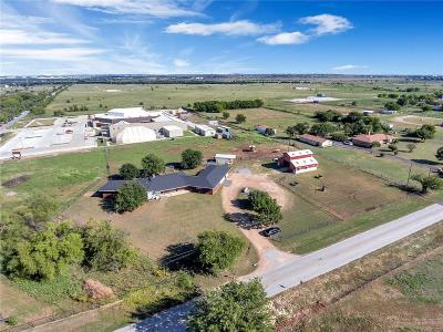 Fort Worth Single Family Home Active Option Contract: 1061 Boaz Road