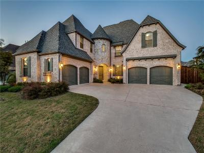 Frisco Single Family Home Active Option Contract: 3782 Briar Tree Lane