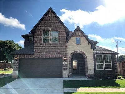 Euless Single Family Home For Sale: 1006 Jamal Drive