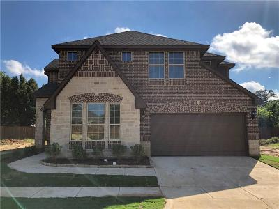 Euless Single Family Home For Sale: 1012 Jamal Drive