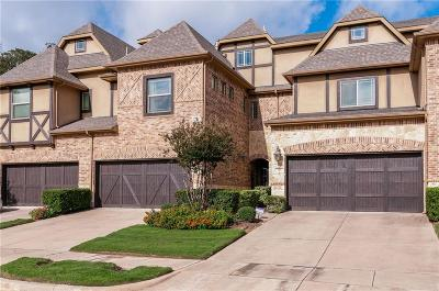 Euless Townhouse For Sale: 926 Brook Forest Lane