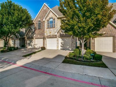 Lewisville Townhouse For Sale: 2981 Florence Way #304
