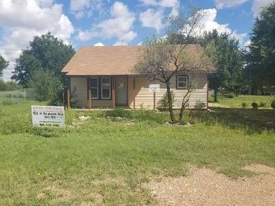 Throckmorton County Single Family Home For Sale: 902 N Reynolds Avenue