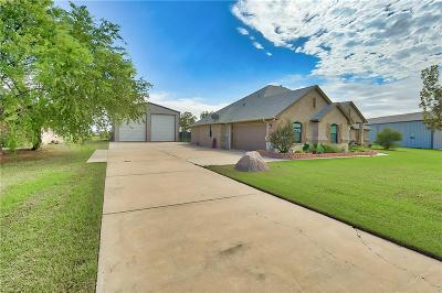 Saginaw Single Family Home Active Option Contract: 2749 Purple Sage Court