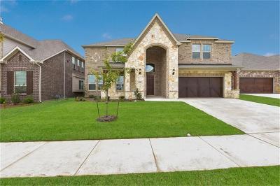 Aledo Single Family Home For Sale: 15113 Teasley Avenue