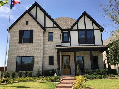 Frisco Single Family Home For Sale: 2132 Tumblegrass