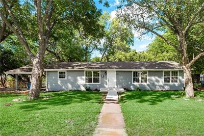 Single Family Home For Sale: 1203 Greenville Road