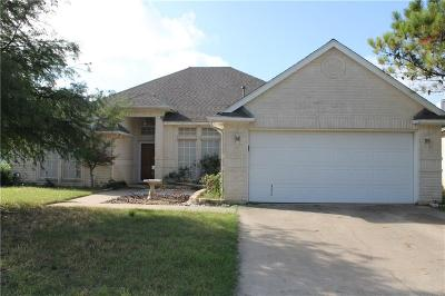 Fort Worth Single Family Home For Sale: 9224 Harvard Avenue