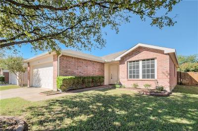 Mckinney Single Family Home Active Contingent: 2701 Cattleman Drive