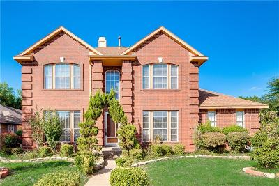 Garland Single Family Home For Sale: 2702 Crosslands Drive
