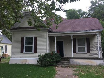 Single Family Home For Sale: 519 E Evergreen Street