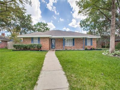 Grand Prairie Single Family Home For Sale: 1501 Austrian Road
