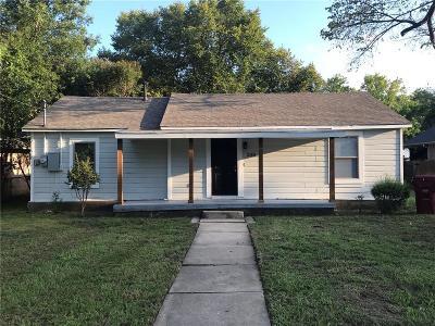 Van Alstyne Single Family Home For Sale: 249 W Jefferson Street