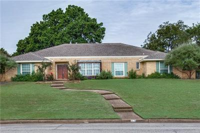 Benbrook Single Family Home For Sale: 14 Park Lane