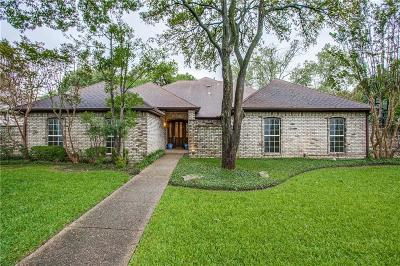Single Family Home For Sale: 6928 Spanky Branch Court