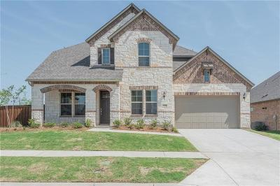 McKinney Single Family Home For Sale: 3009 Maplewood Drive