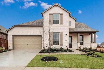 Denton County Single Family Home For Sale: 1116 Walker Way