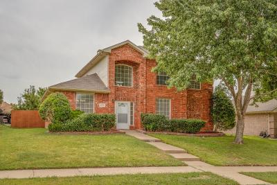Mesquite Single Family Home For Sale: 2516 Walnut Creek Drive