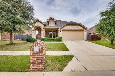 Aubrey Single Family Home For Sale: 1124 Longhorn Drive