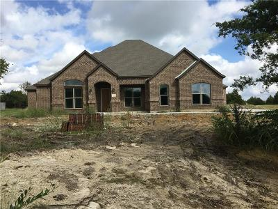 Waxahachie Single Family Home Active Option Contract: 1289 Panorama