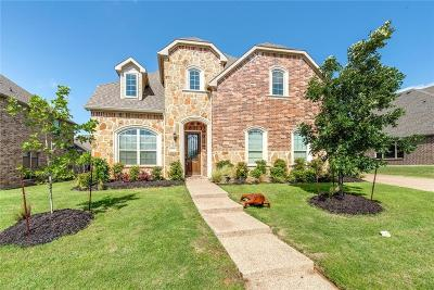 Trophy Club Single Family Home For Sale: 2808 Trophy Club Drive