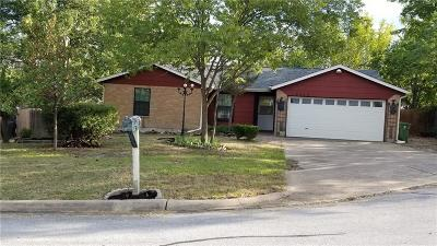 North Richland Hills Residential Lease For Lease: 7025 Hanging Cliff Place