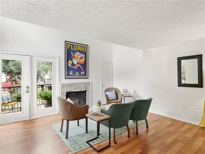 Condo Active Option Contract: 9807 Walnut Street #208