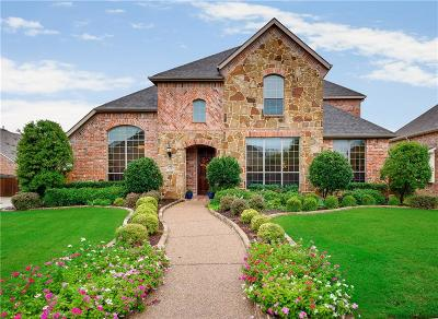 Lewisville Single Family Home For Sale: 436 Broken Sword Drive