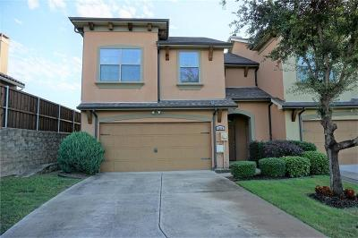 Irving Townhouse For Sale: 4254 Nia Drive