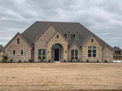 Rockwall Single Family Home For Sale: 2185 Hodges Lake Drive