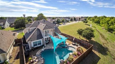 McKinney Single Family Home For Sale: 9924 Summer Sweet Drive